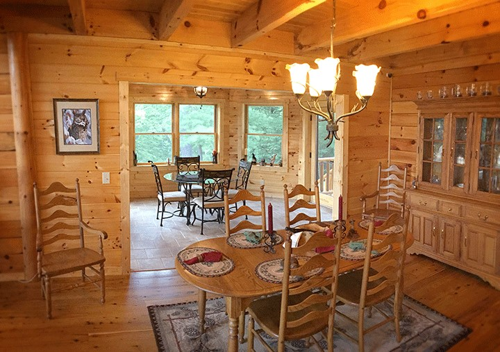 Canyon Falls Dining Room