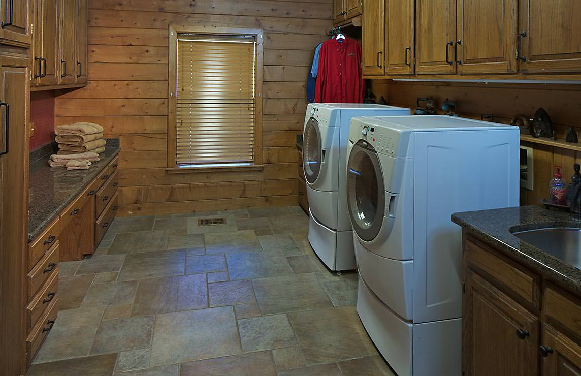 Southern Comfort Laundry Room